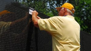 how to plan a visit to Vietnam Veteran Memorial